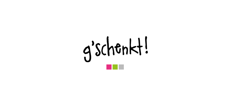 Geschenkt_Logo